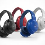 JBL Harman E55 Bluetooth Headphones