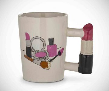 Lipstick Coffee Mug
