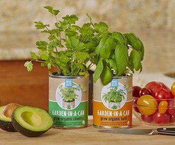 Organic Garden In A Can