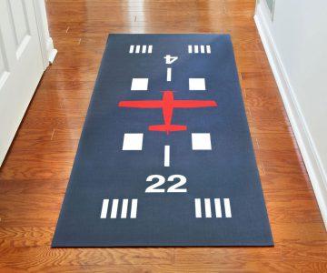 Runway Hallway Runner Mat