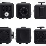 Stress & Anxiety Relief Fidget Cube