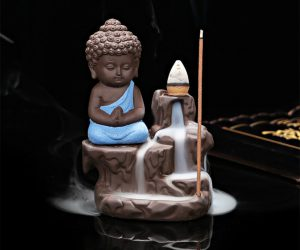 The Little Monk Incense Burner