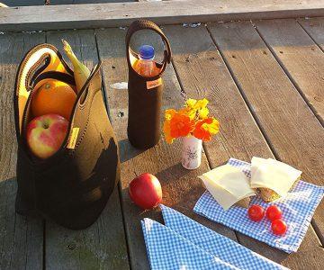 UcarryMe Insulated Lunch Bag & Bottle Cooler