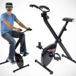 Virtual Reality Exercise Bike