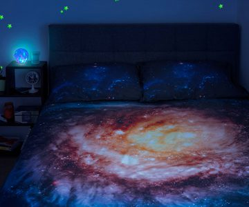 Galaxy Bedding Duvet Set