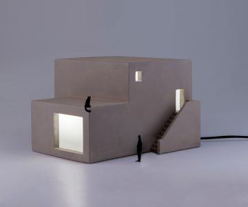 Horizon Archilamp House Shaped LED Lamp