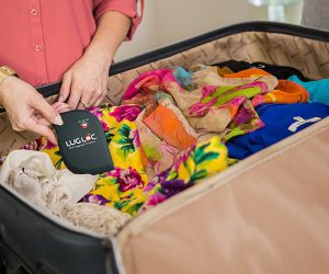 LugLoc Luggage Tracking Device