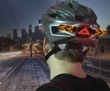 Rider Tech Wireless LED Signal Light Band