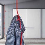 Rope Loop Clothes Hanger