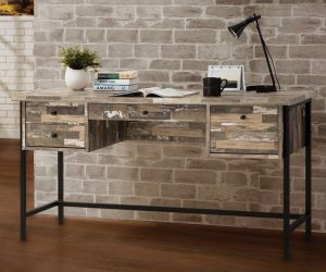 Rustic Design Desk