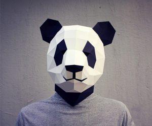 The Panda Mask