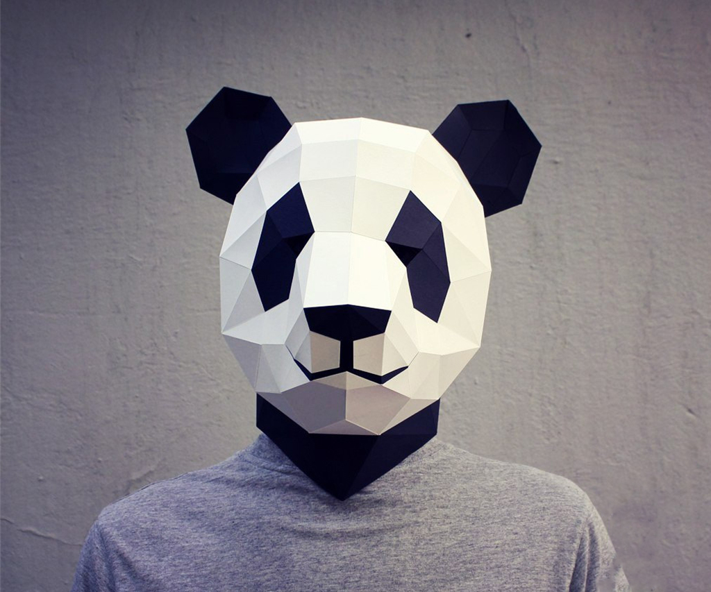 The Panda Mask 187 Cool Sh T I Buy