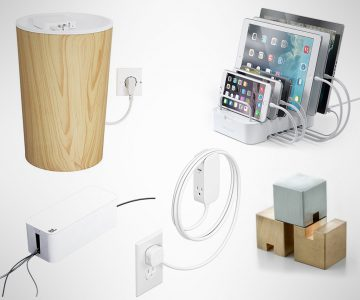 Top 5 Office Gadgets & Cable Management Accessories