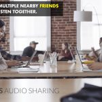 Wearhaus Arc Wireless Audio Sharing Headphones