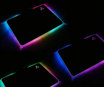 Beautiful Tech RGB LED Mousepad