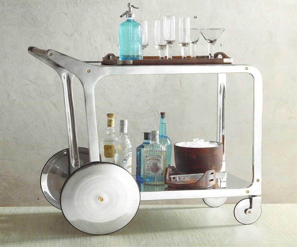 Circa Bar Cart