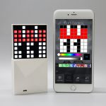 DOTTI Pixel Art Light with Notifications