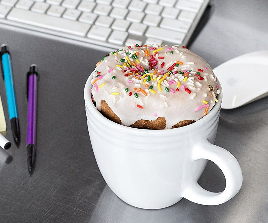Donut Warming Coffee Mug
