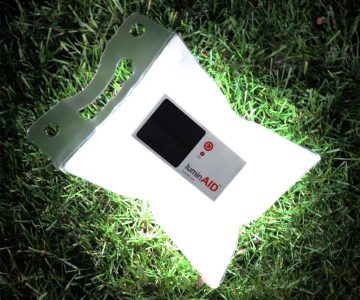 LuminAID Solar Inflatable Light