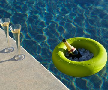 Margarita Floating Bottle Bucket
