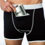 Speakeasy Briefs: Men's Stash Underwear - Cool things to buy