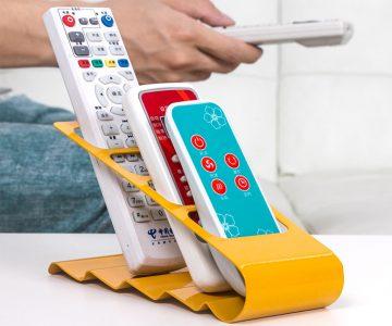 TV Remote Control Storage Organizer