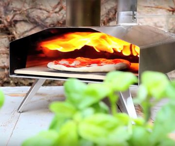 Uuni 2S Portable Wood-Fired Pizza Oven