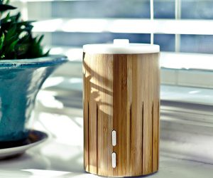 ZAQ Bamboo Aroma Diffuser