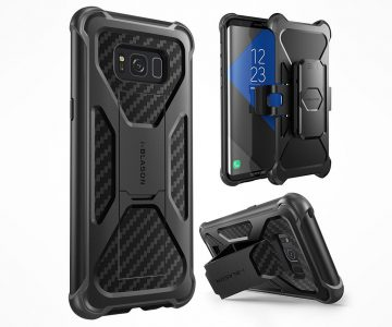i-Blason Samsung Galaxy S8 Transformer case