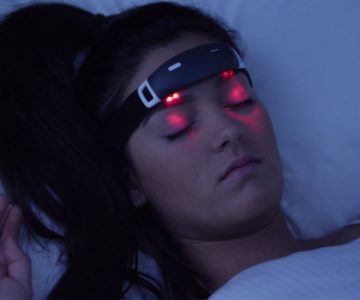 iBand+ EEG Headband Helps Sleep & Dreams