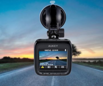 AUKEY 1080P HD Dashboard Camera