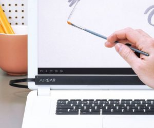 The AirBar: Get Touch on Any PC
