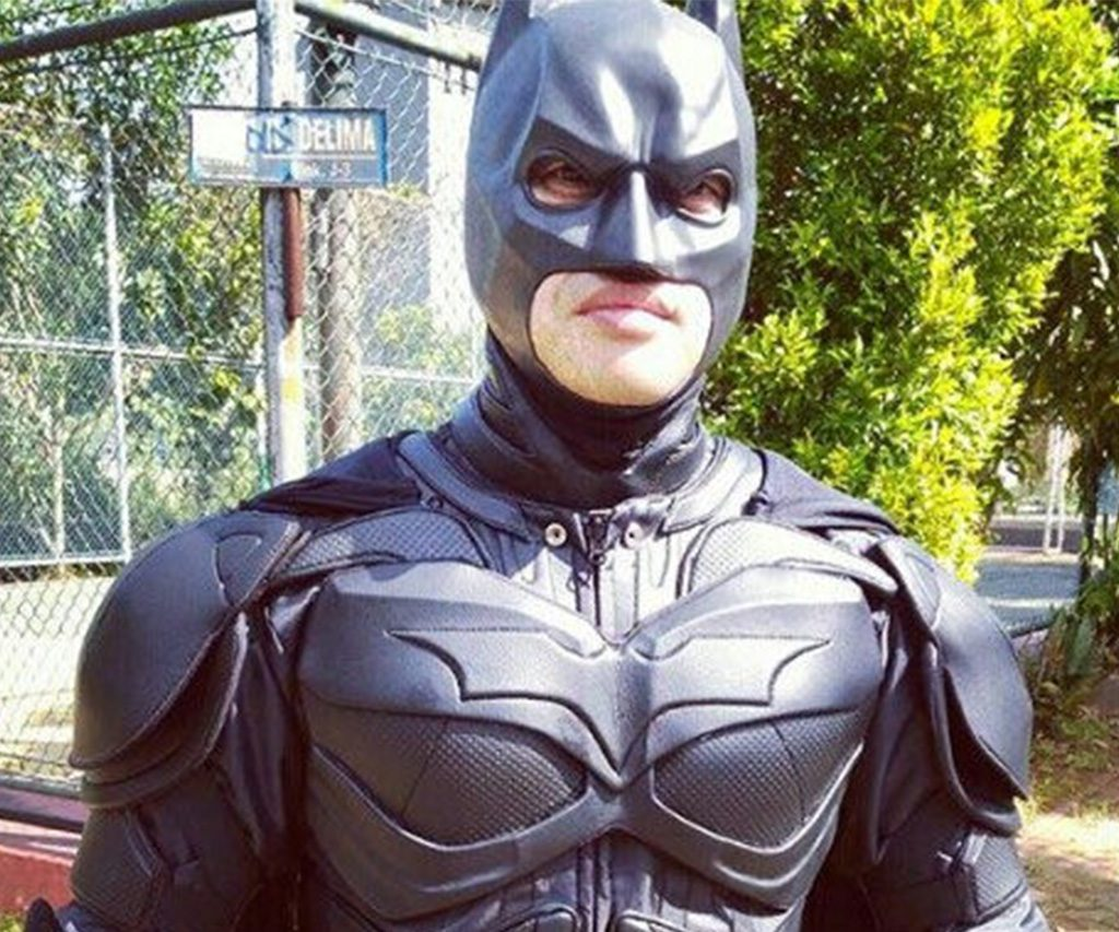 Batman The Dark Knight Rises Suit