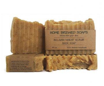Belgian Beer Soap