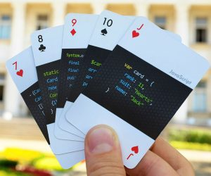 Code Deck Programming Playing Cards