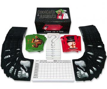 CoolCats & AssHats Card Game