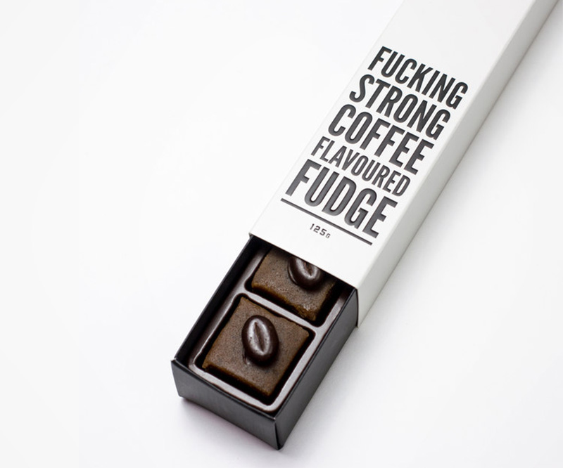 F*cking Strong Coffee Fudge