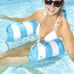 Hammock Inflatable Pool Float