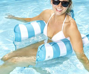 Hammock Inflatable Pool Float