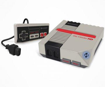 Hyperkin RetroN 1 HD NES Gaming Console