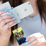 Prynt Pocket Instant Printer for iPhone