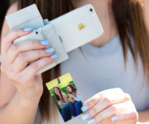 Prynt Pocket Instant Printer for iPhone