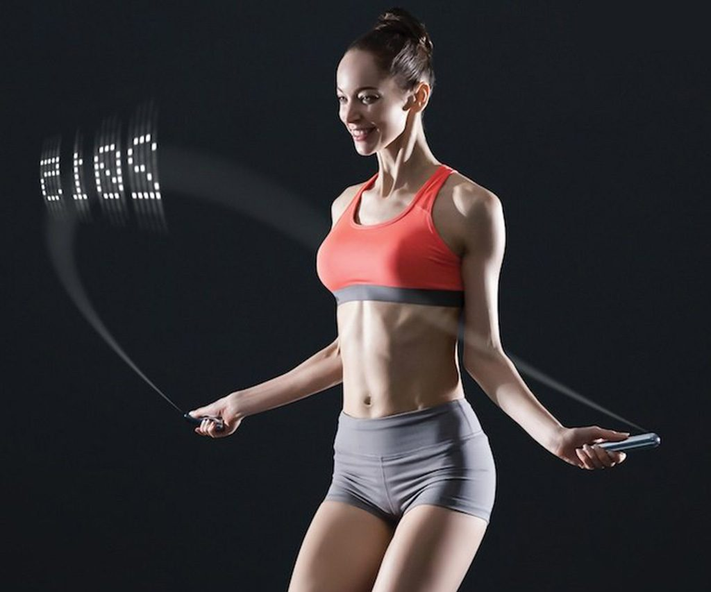 Smart Rope Led Embedded Jump Rope 187 Cool Sh T I Buy