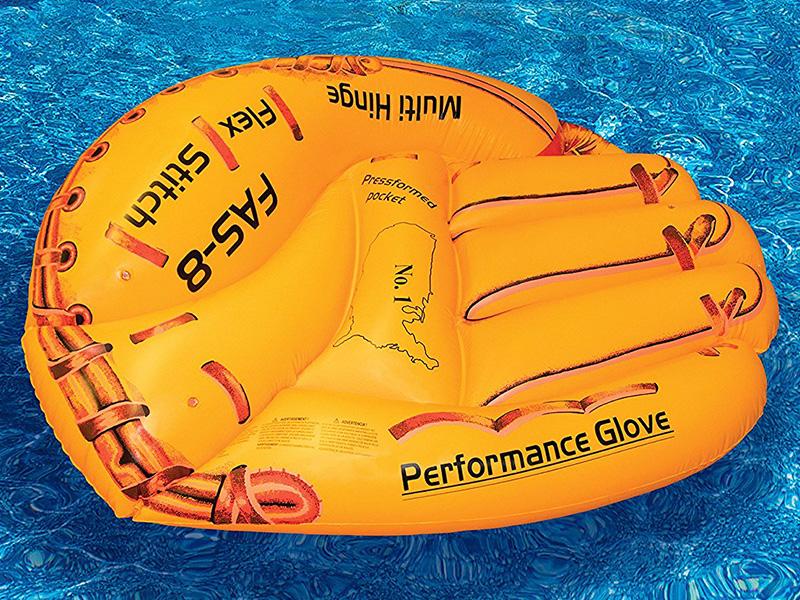 Baseball Glove Float Inflatable