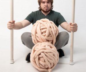 Giant Yarn Balls