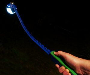 GlowThrow Led Ball Launcher for Dogs