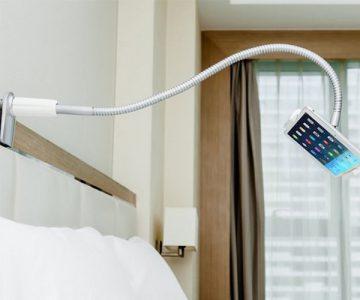 Gooseneck Lazy Mount For Tablets & Smartphones