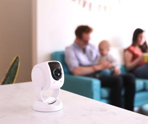 Lynx Security Camera with Facial Recognition
