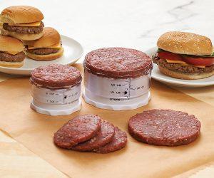 Measure & Adjust A Burger Press Set