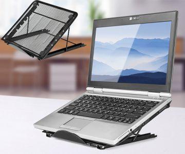 Mesh Laptop Stand